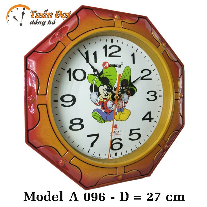 Đồng hồ treo tường A 096 4