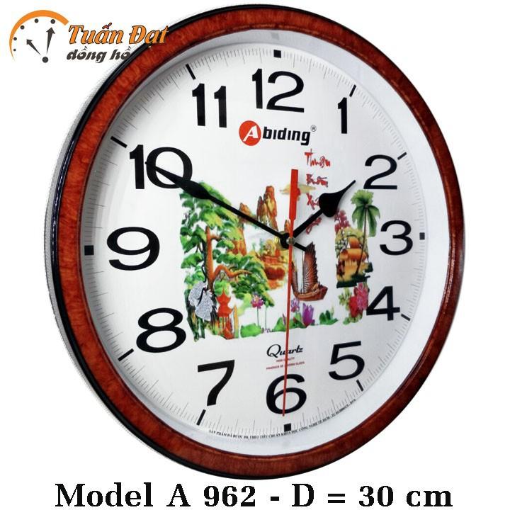 Đồng hồ treo tường Abiding 962 3
