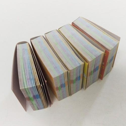 Hộp 5 tập giấy xếp hạc, giấy gấp hạc 4 x 4 Cm - 5459390 , 11840938 , 15_11840938 , 15000 , Hop-5-tap-giay-xep-hac-giay-gap-hac-4-x-4-Cm-15_11840938 , sendo.vn , Hộp 5 tập giấy xếp hạc, giấy gấp hạc 4 x 4 Cm
