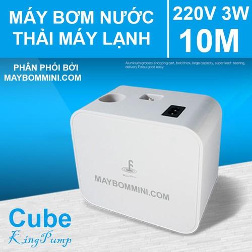 Máy Bơm Nước Thải Máy Lạnh Điều Hoà 220V 3W 10M Cube Kingpump - 5460274 , 11841874 , 15_11841874 , 1399000 , May-Bom-Nuoc-Thai-May-Lanh-Dieu-Hoa-220V-3W-10M-Cube-Kingpump-15_11841874 , sendo.vn , Máy Bơm Nước Thải Máy Lạnh Điều Hoà 220V 3W 10M Cube Kingpump