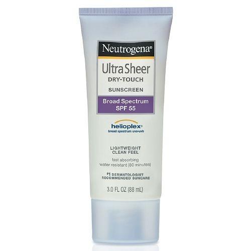 Kem chống nắng Neutrogena Sunscreen