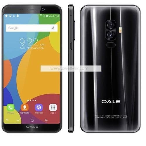 Điện thoại OAlE X4, Hàng chính hãng, nguyên seal
