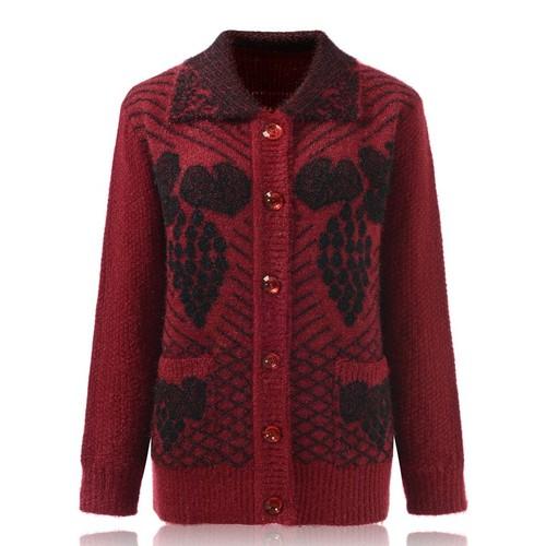 Áo khoác len trung niên dày dặn in họa tiết đẹp màu đỏ đô và xanh cốm - 5463625 , 11847127 , 15_11847127 , 390000 , Ao-khoac-len-trung-nien-day-dan-in-hoa-tiet-dep-mau-do-do-va-xanh-com-15_11847127 , sendo.vn , Áo khoác len trung niên dày dặn in họa tiết đẹp màu đỏ đô và xanh cốm