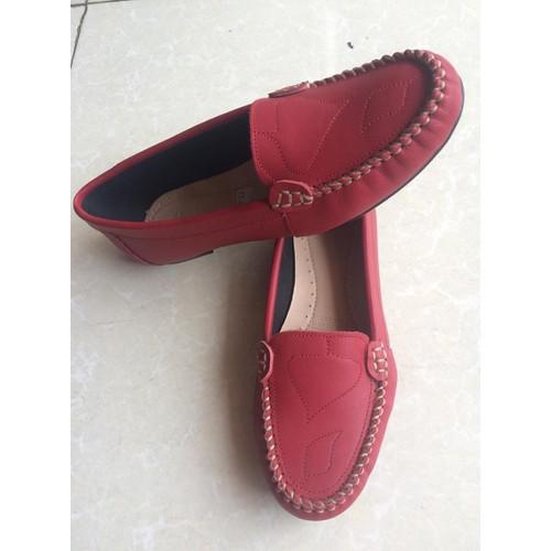 Giày búp bê | Giày búp bê nữ da bò loại tốt