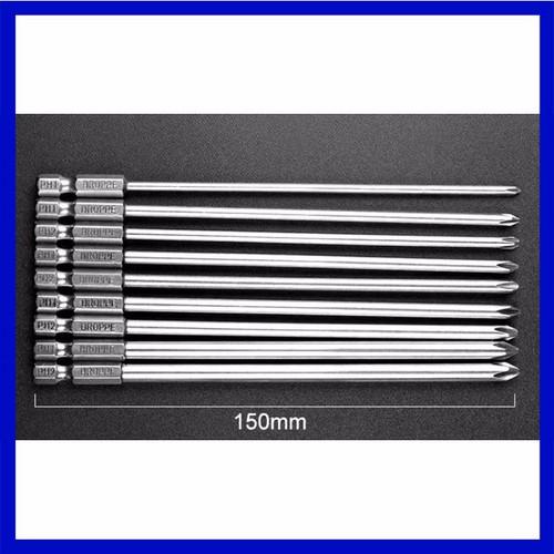 Bộ 9 mũi tô vít 4 cạnh dài 150 mm cho khoan pin điện hãng BROPPE - 5479344 , 11866892 , 15_11866892 , 209000 , Bo-9-mui-to-vit-4-canh-dai-150-mm-cho-khoan-pin-dien-hang-BROPPE-15_11866892 , sendo.vn , Bộ 9 mũi tô vít 4 cạnh dài 150 mm cho khoan pin điện hãng BROPPE