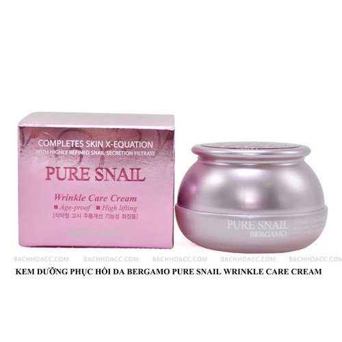 Kem dưỡng phục hồi bergamo pure snail |kem dương da xuất xứ Hàn Quốc 50g - 5474688 , 11861159 , 15_11861159 , 150000 , Kem-duong-phuc-hoi-bergamo-pure-snail-kem-duong-da-xuat-xu-Han-Quoc-50g-15_11861159 , sendo.vn , Kem dưỡng phục hồi bergamo pure snail |kem dương da xuất xứ Hàn Quốc 50g