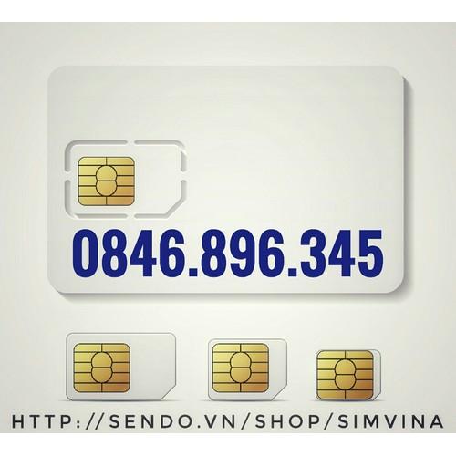 Sim Vinaphone 0846896345
