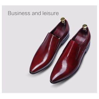 Giày tây Aston MG - giày tăng chiều cao - AST0711 thumbnail
