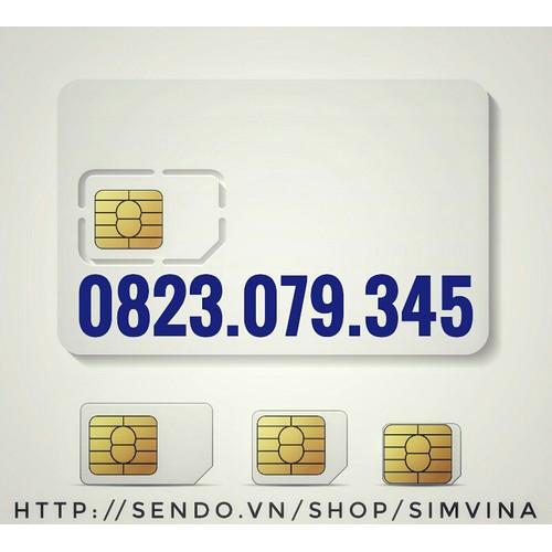 Sim Vinaphone 0823079345