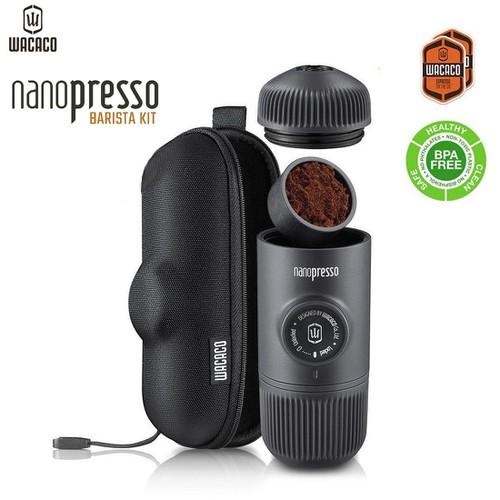 Dụng cụ pha cà phê Espresso cầm tay Wacaco Nanopresso - Máy pha cà phê