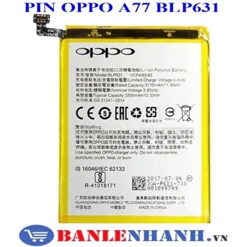 PIN OPPO A77 BLP631 - 5477067 , 11863688 , 15_11863688 , 350000 , PIN-OPPO-A77-BLP631-15_11863688 , sendo.vn , PIN OPPO A77 BLP631