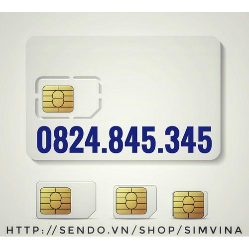 Sim Vinaphone 0824845345