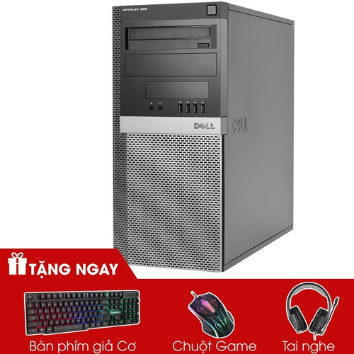Dell Optiplex 960 MT Core 2 Duo E8400, Ram 8GB, SSD 240GB