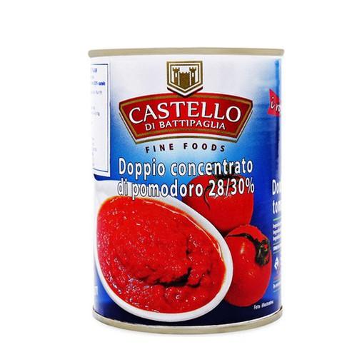 Cà chua xay nhuyễn đậm đặc hiệu Castello – lon 400g - 5472851 , 11858920 , 15_11858920 , 105000 , Ca-chua-xay-nhuyen-dam-dac-hieu-Castello-lon-400g-15_11858920 , sendo.vn , Cà chua xay nhuyễn đậm đặc hiệu Castello – lon 400g