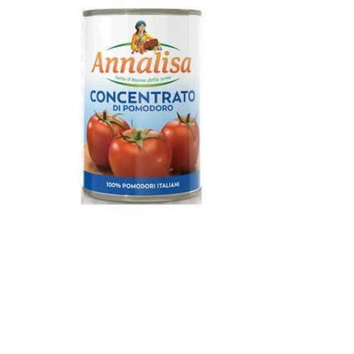 Sốt cà xay chua đậm đặc Annalisa Tomato Paste 400g
