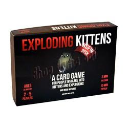 Bộ bài Mèo Nổ cơ bản Exploding Kittens đen