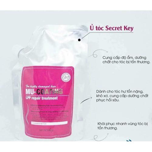 Ủ tóc Mu-Coating Secret Key CAM KẾT AUTH