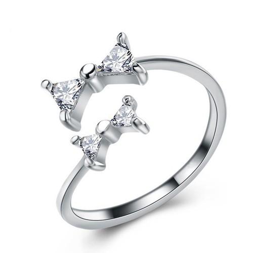 Nhẫn nữ chiếc Nơ