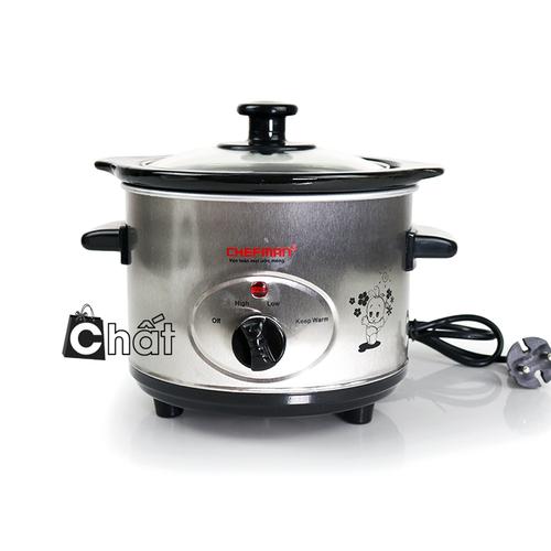 Nồi nấu cháo, kho cá, chưng yến đa năng Chefman CM511 - 5486297 , 11876350 , 15_11876350 , 571000 , Noi-nau-chao-kho-ca-chung-yen-da-nang-Chefman-CM511-15_11876350 , sendo.vn , Nồi nấu cháo, kho cá, chưng yến đa năng Chefman CM511