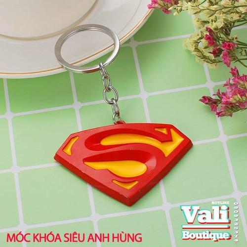 Móc khóa siêu anh hùng - huy hiệu Super Man - tặng kèm móc khóa dây - 10871010 , 11872668 , 15_11872668 , 58000 , Moc-khoa-sieu-anh-hung-huy-hieu-Super-Man-tang-kem-moc-khoa-day-15_11872668 , sendo.vn , Móc khóa siêu anh hùng - huy hiệu Super Man - tặng kèm móc khóa dây