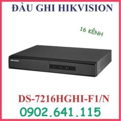 đầu ghi hình chuyên dụng DS-7216HGHI-F1-N