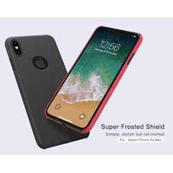 Ốp mặt lưng cho điện thoại Nillkin IPhone XS max