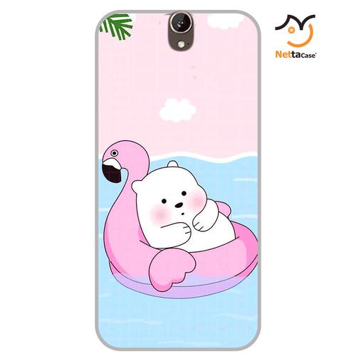 Ốp lưng điện thoại HTC E9 Plus - Relax 01