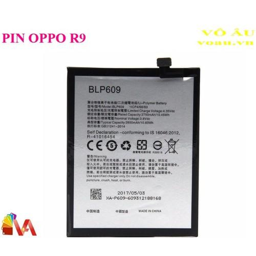 PIN OPPO R9