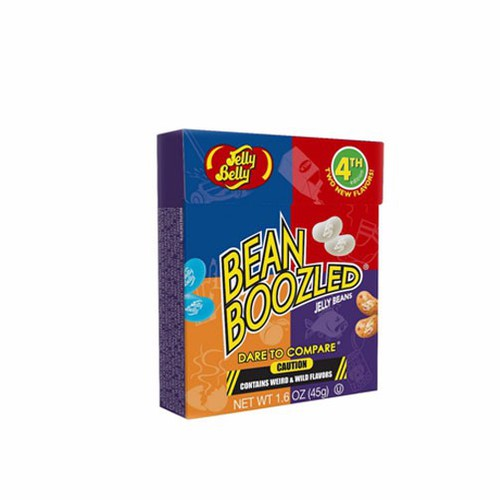 Kẹo thối Jelly Belly Bean Boozled – hộp 45g - 4493123 , 11871576 , 15_11871576 , 125000 , Keo-thoi-Jelly-Belly-Bean-Boozled-hop-45g-15_11871576 , sendo.vn , Kẹo thối Jelly Belly Bean Boozled – hộp 45g