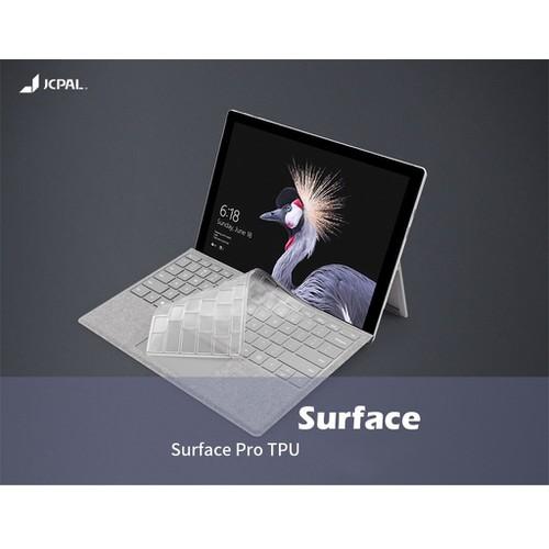 Phủ bàn phím Surface Laptop, Surface Pro trong suốt jcpal