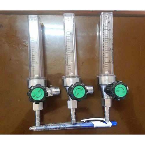 Cột đo lưu lượng khí ra CO2 và Argon