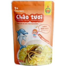 Cháo tươi dinh dưỡng ăn liền Cây Thị - Lươn đậu xanh 260g