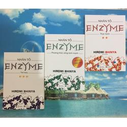 Bộ sách nhân tố ENZYME 3 quyển