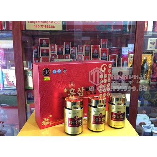 Cao hồng sâm Hàn Quốc 6 năm tuổi hộp 3 lọ x 240g - 5481132 , 11869111 , 15_11869111 , 1660000 , Cao-hong-sam-Han-Quoc-6-nam-tuoi-hop-3-lo-x-240g-15_11869111 , sendo.vn , Cao hồng sâm Hàn Quốc 6 năm tuổi hộp 3 lọ x 240g