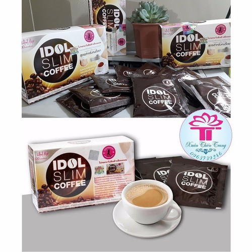 Cà phê giảm cân Thái Lan Idol slim Coffee Thái Lan- 10 gói - 5481044 , 11868906 , 15_11868906 , 150000 , Ca-phe-giam-can-Thai-Lan-Idol-slim-Coffee-Thai-Lan-10-goi-15_11868906 , sendo.vn , Cà phê giảm cân Thái Lan Idol slim Coffee Thái Lan- 10 gói