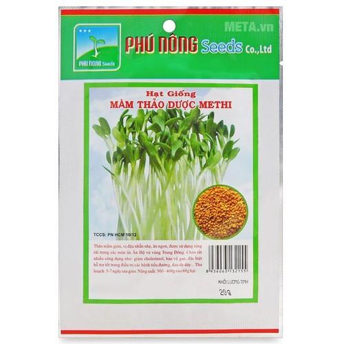 Hạt giống Mầm thảo dược 20g - 5483932 , 11873242 , 15_11873242 , 28000 , Hat-giong-Mam-thao-duoc-20g-15_11873242 , sendo.vn , Hạt giống Mầm thảo dược 20g