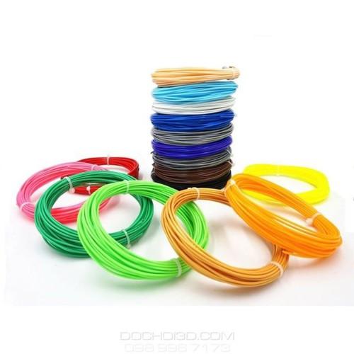 Bộ 4 Màu mực màu mực ABS-PLA 10m dành cho bút vẽ 3D