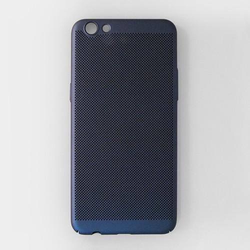 Ốp lưng Oppo R9S Plus tản nhiệt xanh đen
