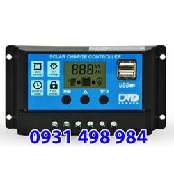 Điều khiển sạc năng lượng mặt trời 30A LCD-USP
