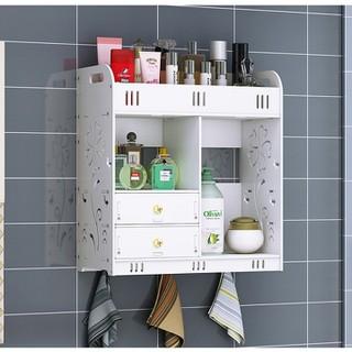 Tủ đựng đồ trang điểm- kệ để đồ trang điểm- tủ mini đựng đồ- kệ đa năng - 1.TTD-2N Tủ đựng đồ thumbnail