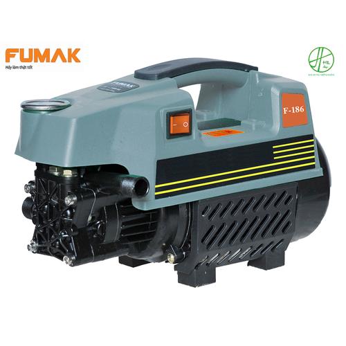 Máy rửa xe Fumak F186 - 1900W - Motor cảm ứng từ