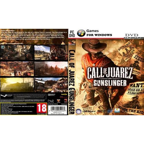 Game PC - Call of Juarez Gunslinger