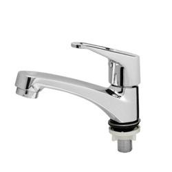 Vòi lavabo lạnh - Vòi rửa mặt đồng thau