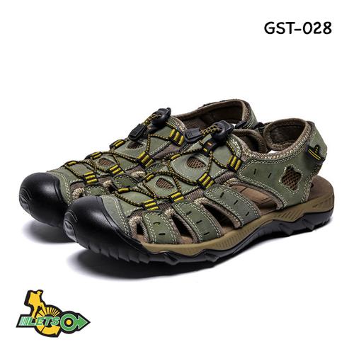 Giày sandal bít mũi màu lính chạy bộ, đạp xe - 5502078 , 11896142 , 15_11896142 , 550000 , Giay-sandal-bit-mui-mau-linh-chay-bo-dap-xe-15_11896142 , sendo.vn , Giày sandal bít mũi màu lính chạy bộ, đạp xe