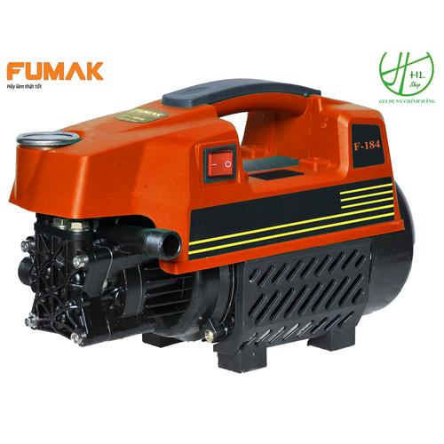 Máy rửa xe Fumak F184 - 1900W - Motor cảm ứng từ