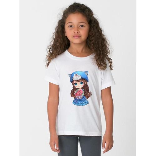 Áo Thun bé gái in hình dễ thương - có 6 màu - 5498845 , 11891846 , 15_11891846 , 45000 , Ao-Thun-be-gai-in-hinh-de-thuong-co-6-mau-15_11891846 , sendo.vn , Áo Thun bé gái in hình dễ thương - có 6 màu