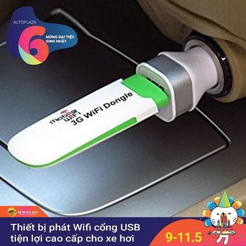 Thiết bị phát sóng wifi- USB phát wifi từ sim 3G 4G siêu tốc độ