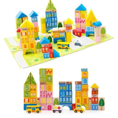 Bộ đồ chơi phát triển trí tuệ cho bé - Xếp hình gỗ 62 chi tiết mới - 4429314 , 11891222 , 15_11891222 , 250000 , Bo-do-choi-phat-trien-tri-tue-cho-be-Xep-hinh-go-62-chi-tiet-moi-15_11891222 , sendo.vn , Bộ đồ chơi phát triển trí tuệ cho bé - Xếp hình gỗ 62 chi tiết mới