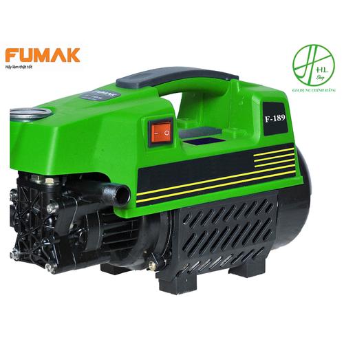 Máy rửa xe Fumak F189 - 1900W - Motor từ