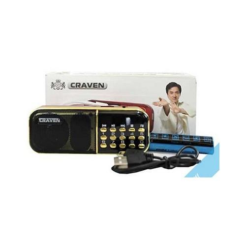 Loa nghe nhạc Craven CR-25A Hỗ trợ Thẻ nhớ USB - FM - 6209295 , 12770507 , 15_12770507 , 118000 , Loa-nghe-nhac-Craven-CR-25A-Ho-tro-The-nho-USB-FM-15_12770507 , sendo.vn , Loa nghe nhạc Craven CR-25A Hỗ trợ Thẻ nhớ USB - FM